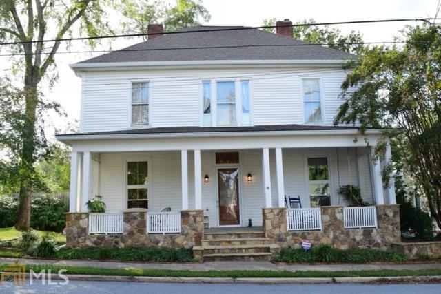 26 College St, Newnan, GA 30263 (MLS #8463807) :: Keller Williams Realty Atlanta Partners