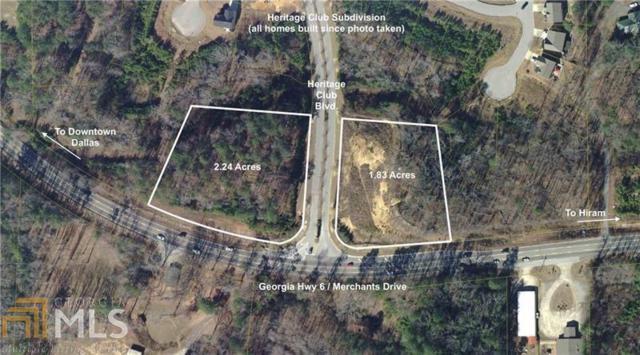 0 Heritage Club Blvd, Dallas, GA 30132 (MLS #8463952) :: The Heyl Group at Keller Williams