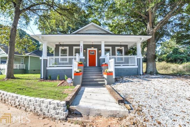 1491 SW Langston Ave, Atlanta, GA 30310 (MLS #8464098) :: Team Cozart
