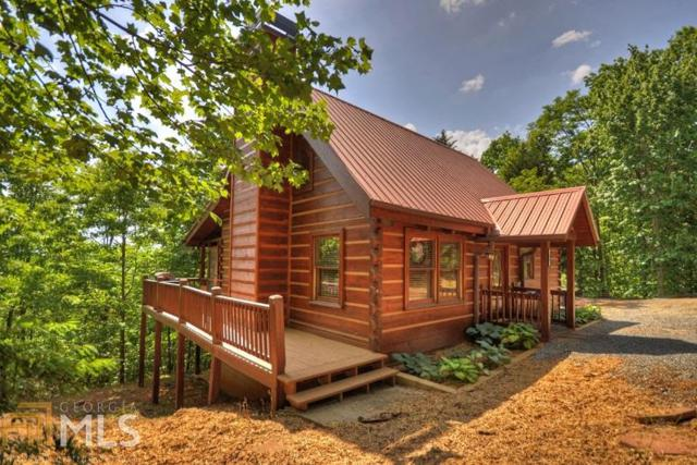 11 Amy Creek Cir, Ellijay, GA 30540 (MLS #8464284) :: Ashton Taylor Realty