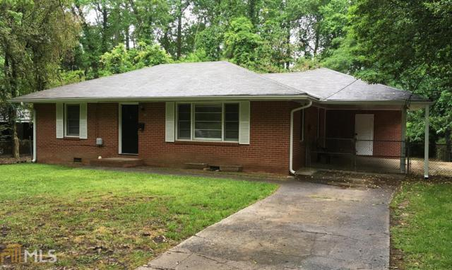 560 Meadowbrook, Marietta, GA 30067 (MLS #8464929) :: Keller Williams Realty Atlanta Partners