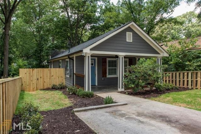 1317 Fairbanks St, Atlanta, GA 30310 (MLS #8465119) :: Buffington Real Estate Group