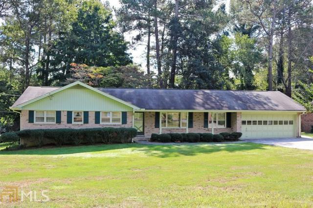 5234 Sandy Shoals Ln, Stone Mountain, GA 30087 (MLS #8465688) :: Team Cozart