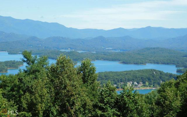 0 Ramey Mountain #5, Hiawassee, GA 30546 (MLS #8466282) :: Rettro Group