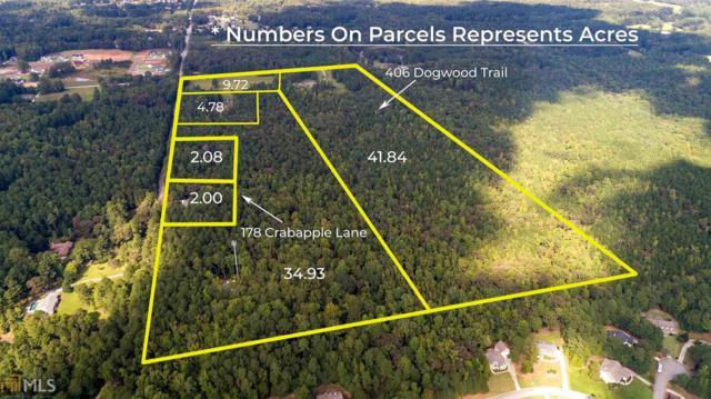 178 Crabapple Lane / 406 Dogwood Trl, Tyrone, GA 30290 (MLS #8466599) :: Keller Williams Realty Atlanta Partners