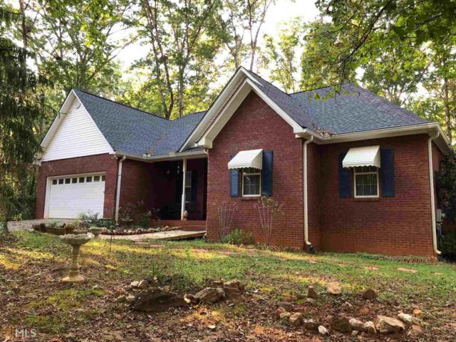 487 Mccartan Trl #15, Clarkesville, GA 30523 (MLS #8466862) :: The Durham Team