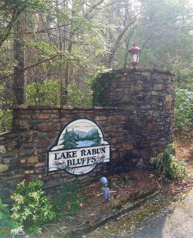0 Rabun Bluffs Dr #26, Lakemont, GA 30552 (MLS #8467088) :: Team Cozart