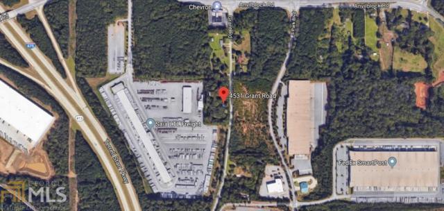4531 Grant Rd, Ellenwood, GA 30294 (MLS #8467278) :: The Heyl Group at Keller Williams