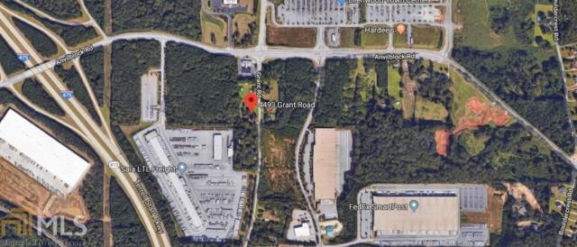 4493 Grant Rd, Ellenwood, GA 30294 (MLS #8467638) :: The Heyl Group at Keller Williams