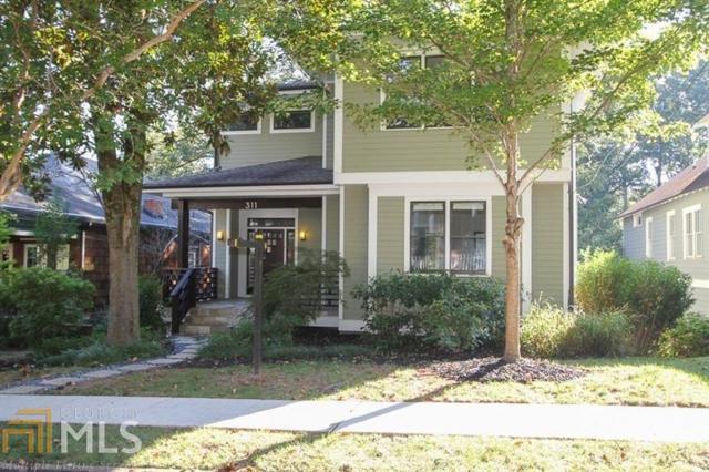 311 Drexel, Decatur, GA 30030 (MLS #8468074) :: Ashton Taylor Realty
