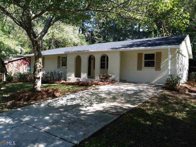 767 San Miguel Dr, Stone Mountain, GA 30083 (MLS #8468137) :: Buffington Real Estate Group