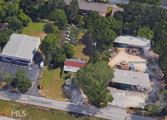 1020 S Main St, Conyers, GA 30012 (MLS #8468235) :: Ashton Taylor Realty