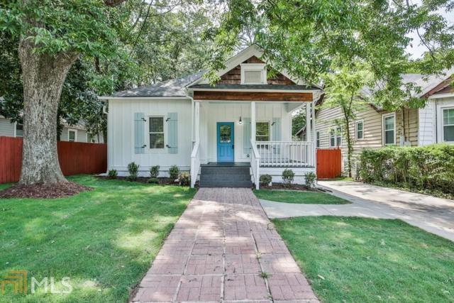 1391 SW Beatie Ave, Atlanta, GA 30310 (MLS #8468362) :: Buffington Real Estate Group