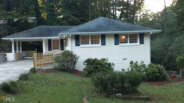 1942 SE Kenwood Rd, Smyrna, GA 30082 (MLS #8468495) :: Ashton Taylor Realty