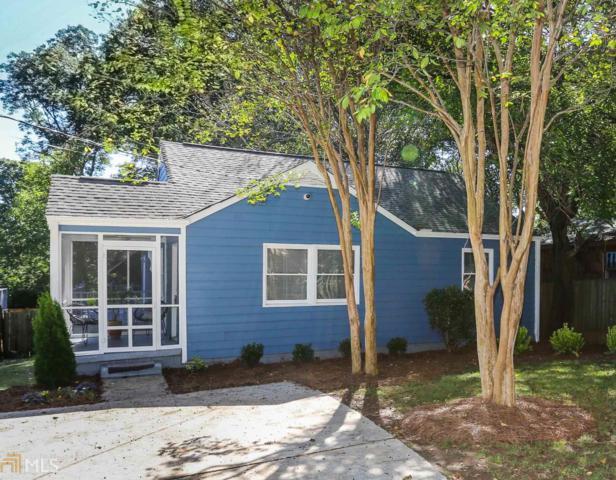 886 SE Stallings Ave, Atlanta, GA 30316 (MLS #8468952) :: Ashton Taylor Realty