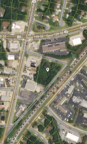 110 E Dixie Dr, Jonesboro, GA 30236 (MLS #8470315) :: The Heyl Group at Keller Williams