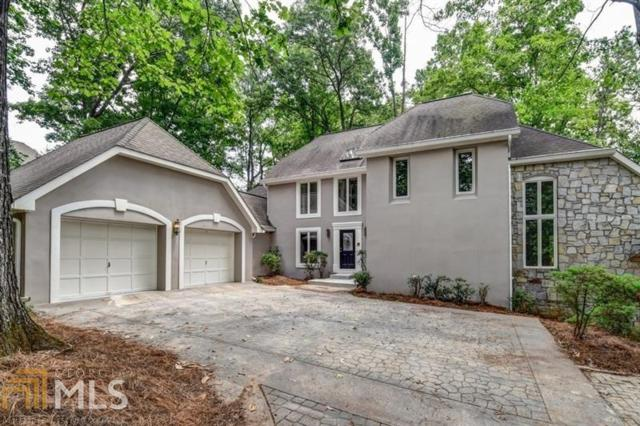 3895 Chaucer Wood, Brookhaven, GA 30319 (MLS #8470405) :: The Durham Team