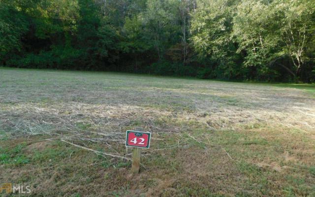 0 Brasstown Trails #42, Warne, NC 28909 (MLS #8470429) :: Ashton Taylor Realty