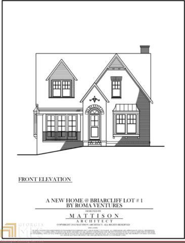 1383 Briarcliff Rd, Atlanta, GA 30306 (MLS #8470858) :: Buffington Real Estate Group