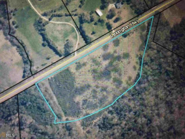 0 S Lexington Hwy, Elberton, GA 30635 (MLS #8470893) :: Ashton Taylor Realty