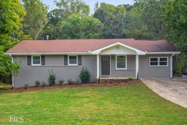3063 Highland Dr, Smyrna, GA 30080 (MLS #8471323) :: The Heyl Group at Keller Williams