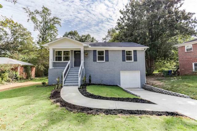 635 Center Hill Ave, Atlanta, GA 30318 (MLS #8471445) :: Buffington Real Estate Group