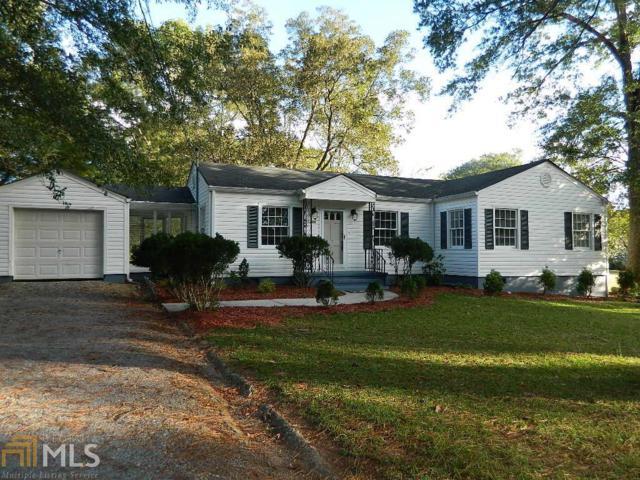 614 W Girard Ave, Cedartown, GA 30125 (MLS #8471597) :: Buffington Real Estate Group