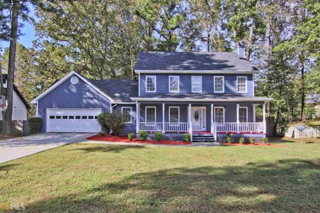 899 Pine Ridge Dr, Stone Mountain, GA 30087 (MLS #8471996) :: Buffington Real Estate Group