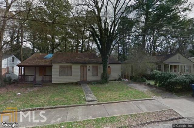 1384 Epworth Street Sw, Atlanta, GA 30310 (MLS #8472997) :: Team Cozart