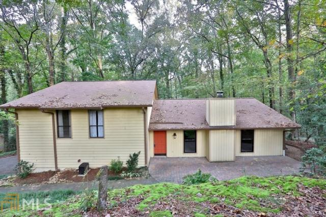 2733 Old Mill Trl, Marietta, GA 30062 (MLS #8474467) :: Keller Williams Realty Atlanta Partners
