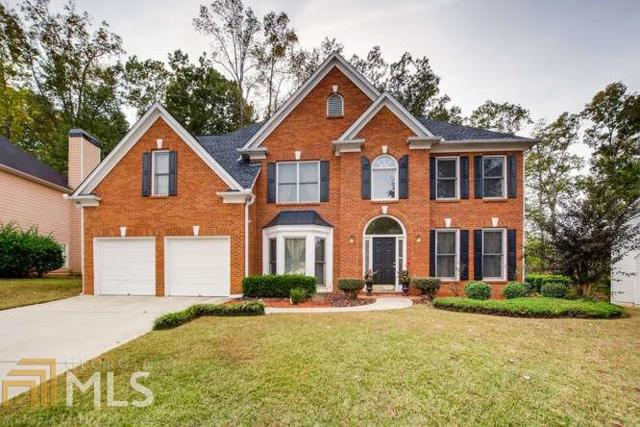 6883 Glen Cv Ln, Stone Mountain, GA 30087 (MLS #8475142) :: Ashton Taylor Realty