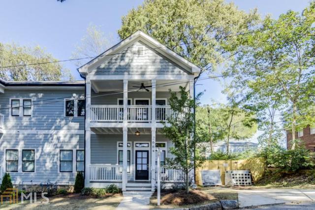 266 Bass St B, Atlanta, GA 30315 (MLS #8475198) :: Keller Williams Realty Atlanta Partners
