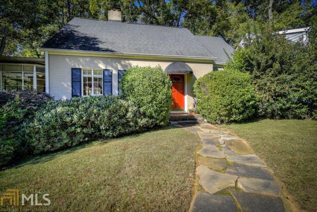 518 Princeton Way, Atlanta, GA 30307 (MLS #8475280) :: Buffington Real Estate Group