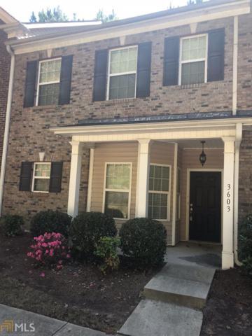 2555 Flat Shoals #3603, Atlanta, GA 30349 (MLS #8478136) :: The Durham Team