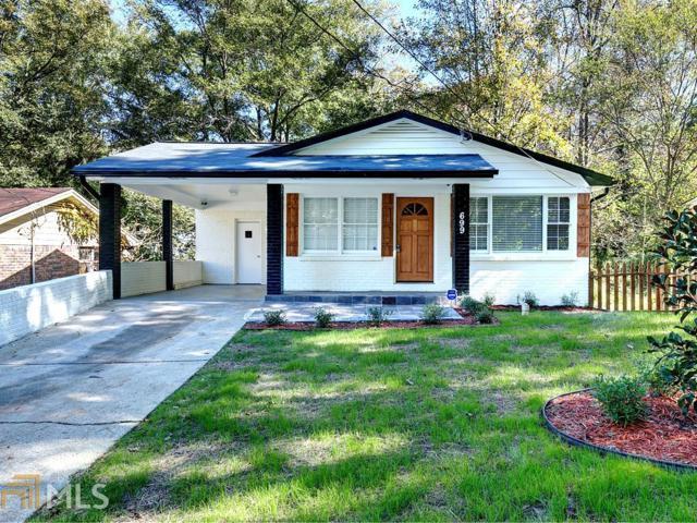 699 Cedar Ave, Atlanta, GA 30318 (MLS #8478338) :: Buffington Real Estate Group