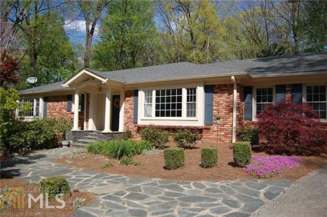 4323 Mount Paran Pkwy, Atlanta, GA 30327 (MLS #8478663) :: Ashton Taylor Realty