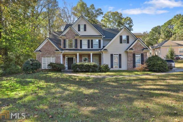 135 Lang Dr, Fayetteville, GA 30214 (MLS #8479088) :: Buffington Real Estate Group