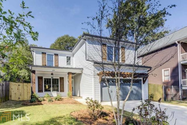 109 Vannoy St, Atlanta, GA 30317 (MLS #8479112) :: Keller Williams Realty Atlanta Partners
