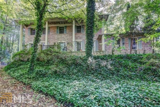 1040 Edgewater Dr, Sandy Springs, GA 30328 (MLS #8479650) :: Keller Williams Realty Atlanta Partners