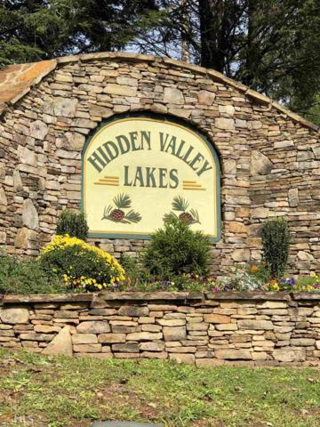 0 Hidden Valley Lakes Lot 317, Mccaysville, GA 30555 (MLS #8480022) :: Rettro Group