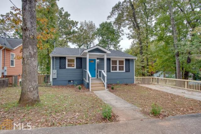 1478 Hawthorne Way, East Point, GA 30344 (MLS #8480146) :: Buffington Real Estate Group