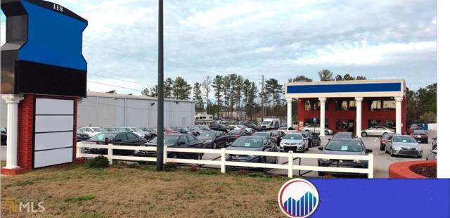 118 Industrial Blvd, Mcdonough, GA 30253 (MLS #8480269) :: Ashton Taylor Realty