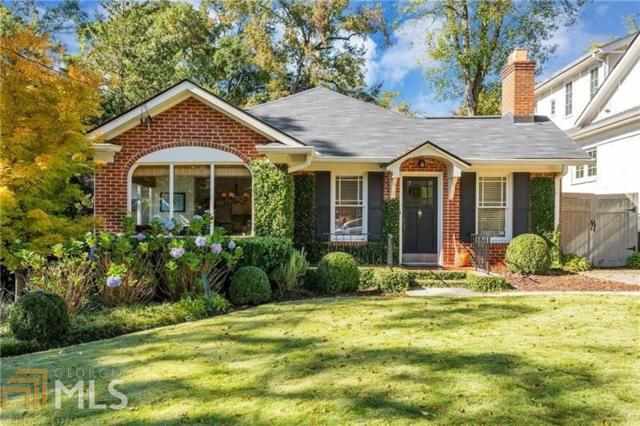 2188 Willow Ave, Atlanta, GA 30305 (MLS #8480621) :: Buffington Real Estate Group