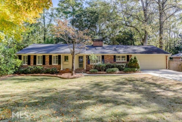 4545 Jolyn Pl, Sandy Springs, GA 30342 (MLS #8480765) :: Keller Williams Realty Atlanta Partners