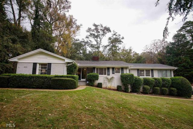 600 West Lake Dr, Athens, GA 30606 (MLS #8482391) :: Bonds Realty Group Keller Williams Realty - Atlanta Partners