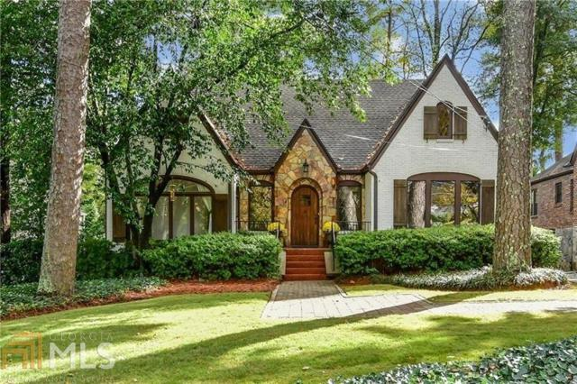 1653 Johnson Rd, Atlanta, GA 30306 (MLS #8482633) :: The Durham Team