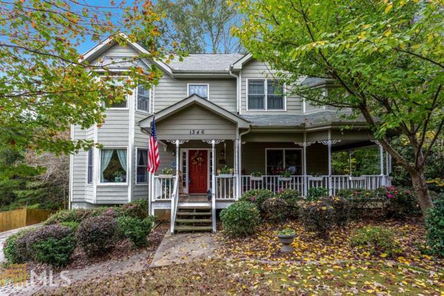 1346 Velvet Creek Way, Marietta, GA 30008 (MLS #8482749) :: Team Cozart