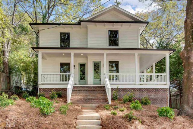 910 Park Ave A, Atlanta, GA 30315 (MLS #8482847) :: Keller Williams Realty Atlanta Partners