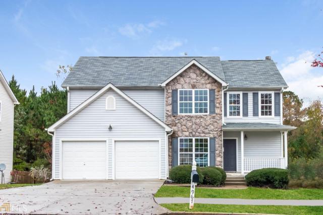 4967 Larkspur Ln, Atlanta, GA 30349 (MLS #8483311) :: Buffington Real Estate Group