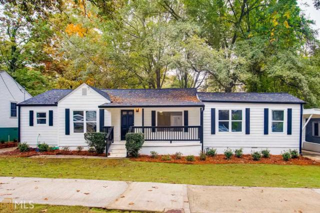 1402 Womack Ave, East Point, GA 30344 (MLS #8483324) :: Buffington Real Estate Group